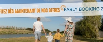 Early Booking 2021 : Camping Île de Ré